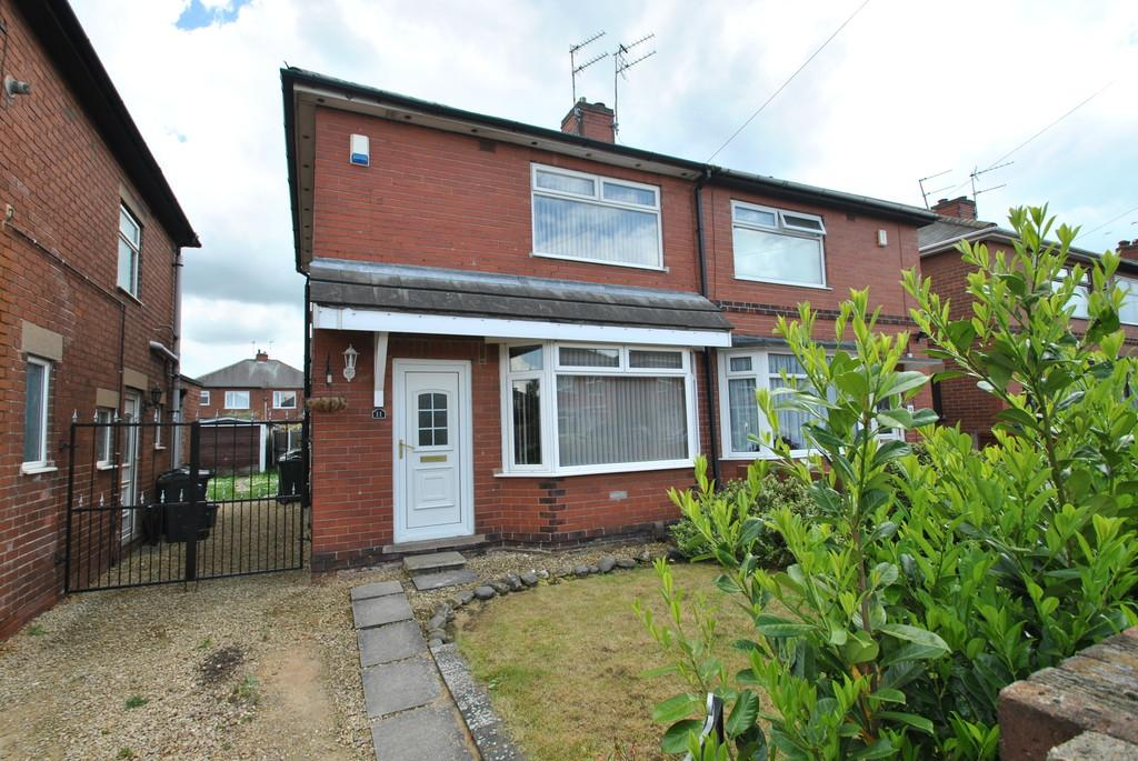2 Bedrooms Semi Detached House for sale in Hardy Road, Wheatley, Doncaster