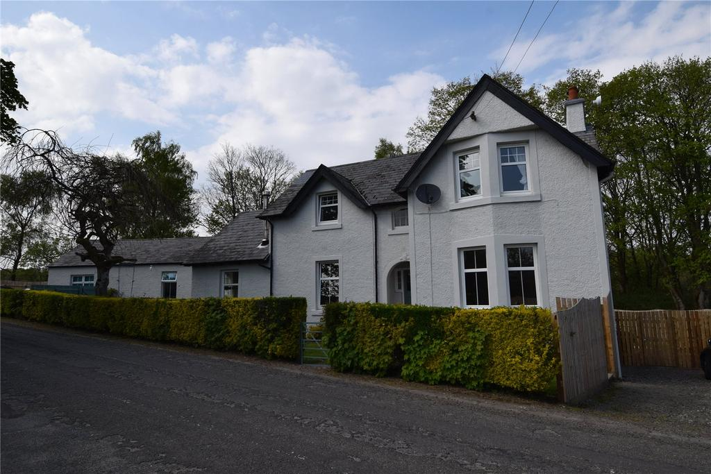 5 Bedrooms Detached House for sale in Flanders Moss, Station Road, Buchlyvie, Stirlingshire