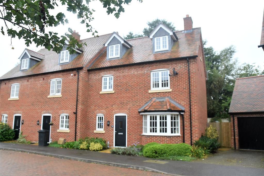 4 Bedrooms End Of Terrace House for sale in Maida's Way, Aldermaston, Reading, Berkshire, RG7