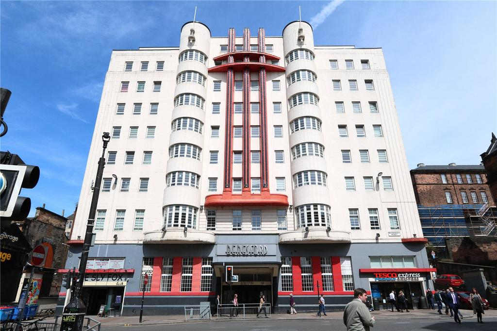 1 Bedroom Apartment Flat for sale in 5/6, Sauchiehall Street, The Beresford Building, Glasgow