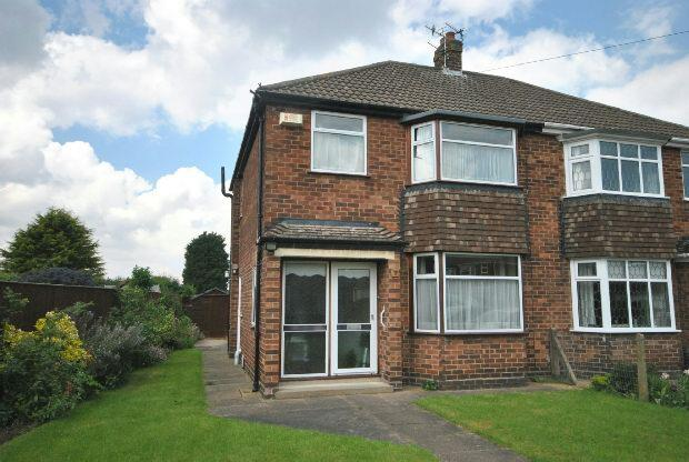 3 Bedrooms Semi Detached House for sale in Beacon Court, GRIMSBY