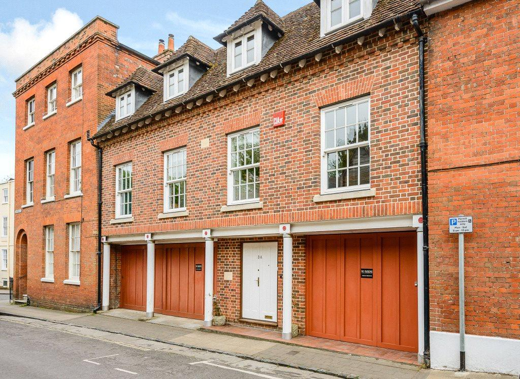 4 Bedrooms Terraced House for sale in St. Swithun Street, Winchester, Hampshire