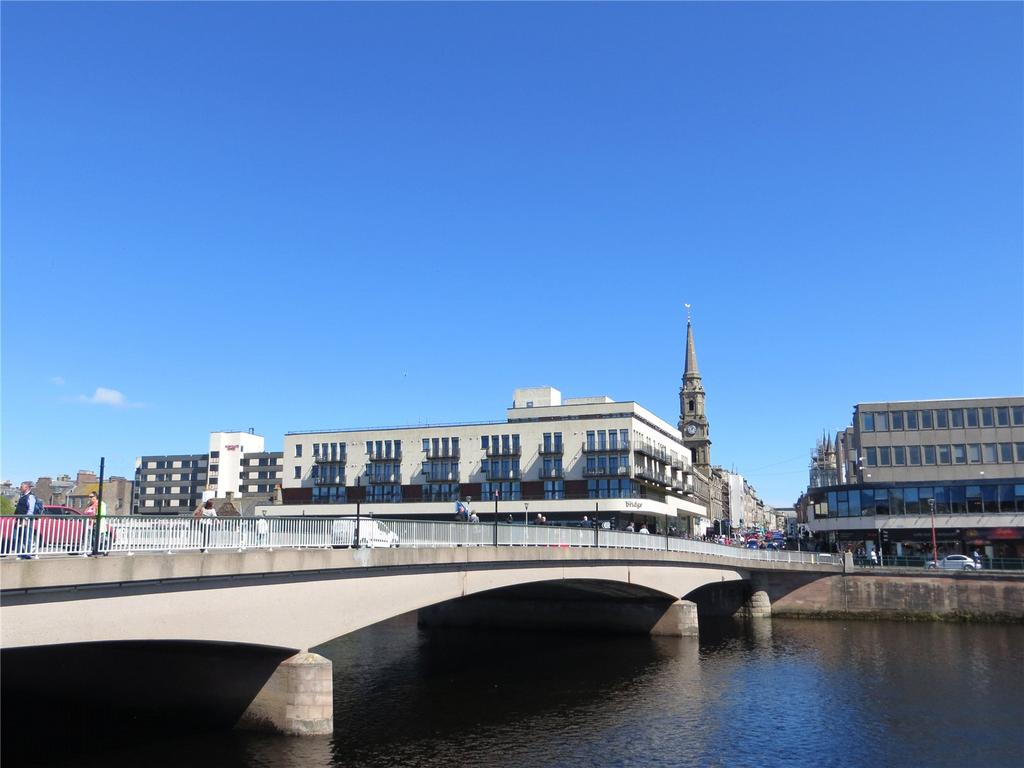 2 Bedrooms Flat for sale in By the Bridge, Bridge Street, Inverness