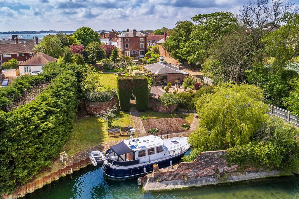 6 Bedrooms Detached House for sale in King Street, Emsworth, Hampshire