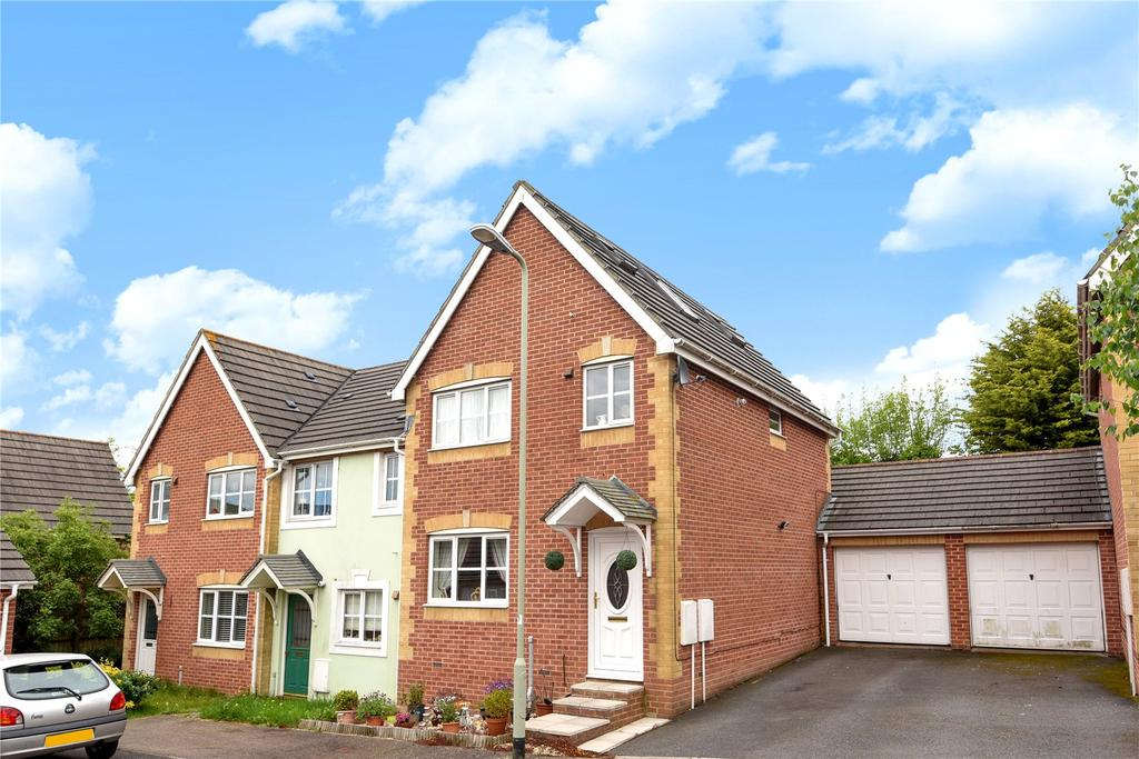 3 Bedrooms House for sale in Pale Gate Close, Honiton, Devon, EX14