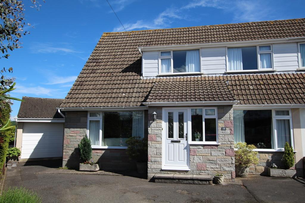 4 Bedrooms Semi Detached House for sale in Wiltons, Wrington