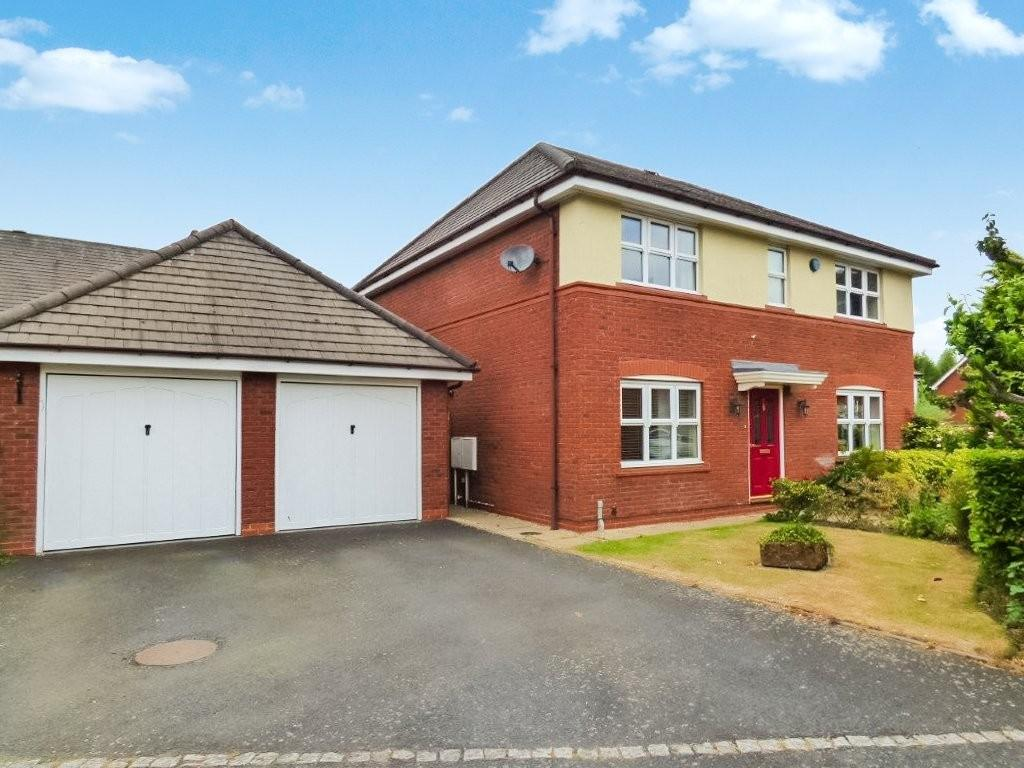 4 Bedrooms Detached House for sale in Wyndham Wood Close, Fradley, Lichfield