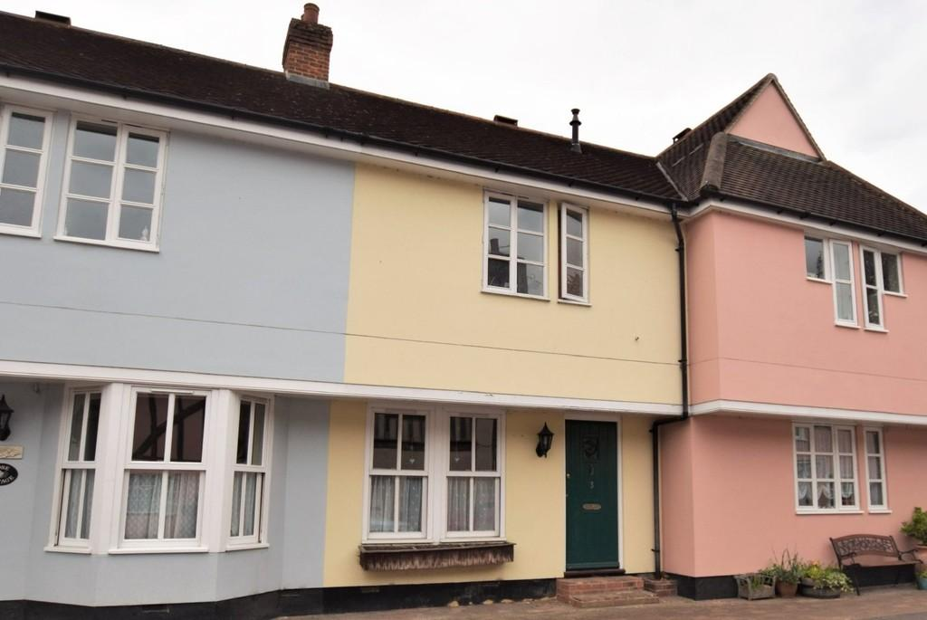 2 Bedrooms Terraced House for sale in Church Terrace, Bures