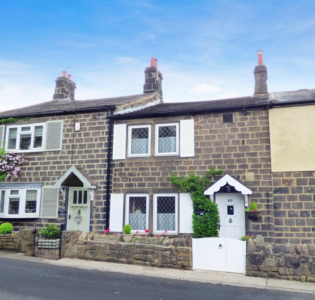 2 Bedrooms Cottage House for sale in Back Lane, Guiseley