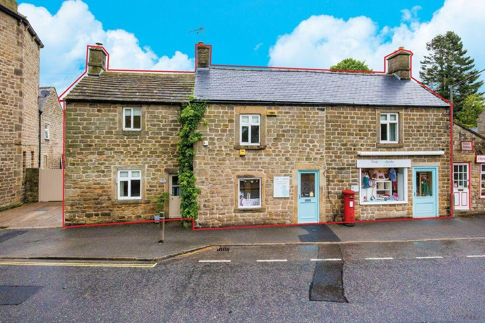 4 Bedrooms Link Detached House for sale in Church Cottage Church Street Baslow DE45 1RY