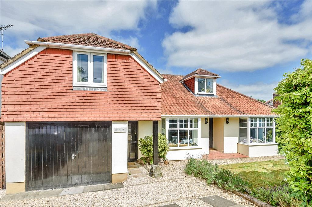 5 Bedrooms Detached House for sale in Barnfield, Marlborough, Wiltshire, SN8