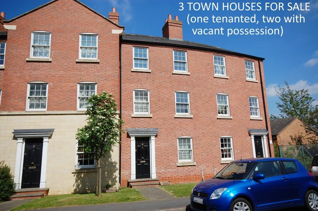 4 Bedrooms Town House for sale in The Old Dairy Yard, Louth