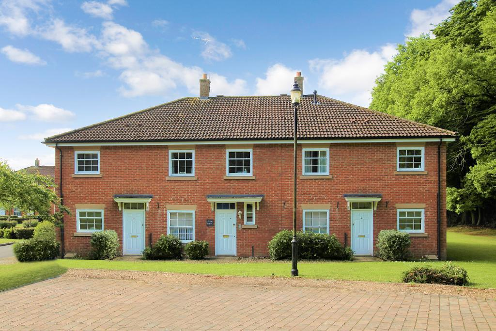 2 Bedrooms Flat for sale in Watson Court, Moor Pond Piece, Ampthill, Bedfordshire, MK45 2GU