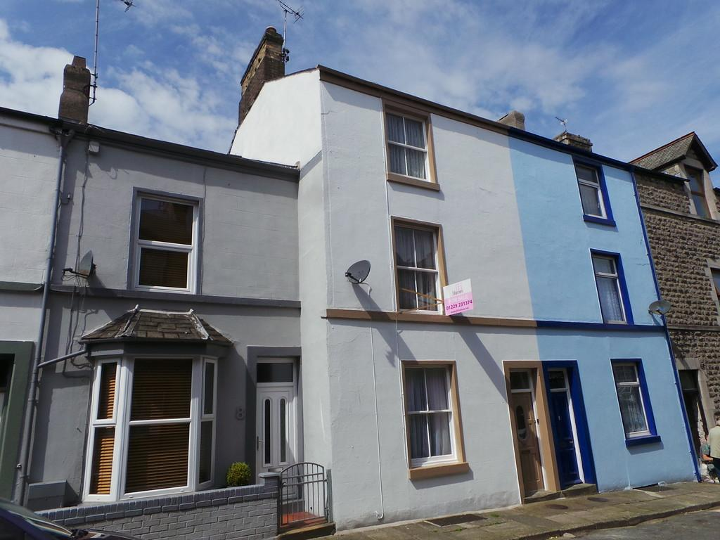 4 Bedrooms Town House for sale in Ainslie Street, Ulverston