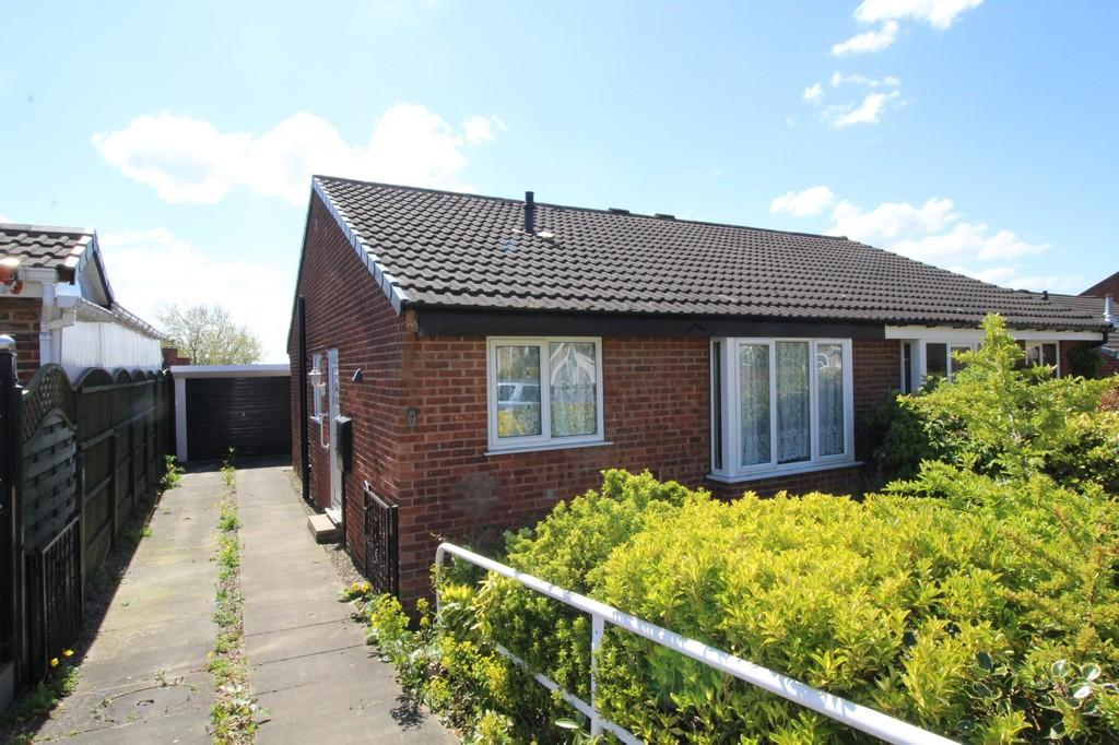 2 Bedrooms Semi Detached House for sale in Wordsworth Grove, Stanley