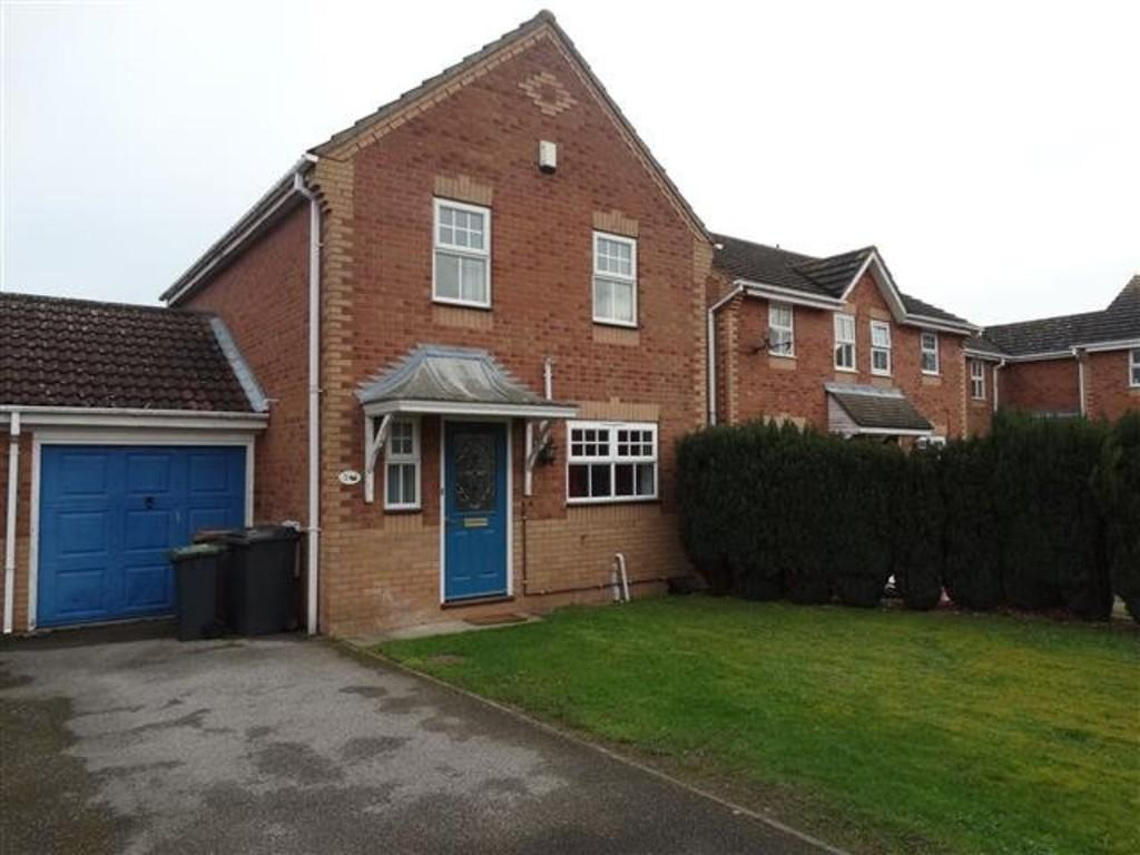 3 Bedrooms Link Detached House for sale in Anson Close, Skellingthorpe