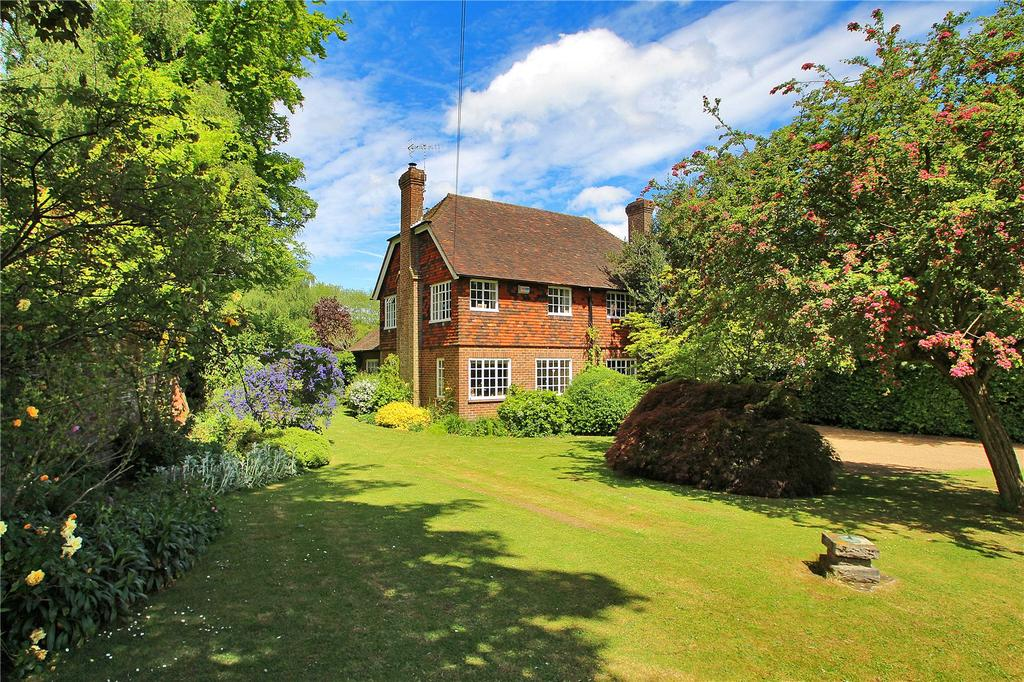 4 Bedrooms Detached House for sale in The Street, Plaxtol, Sevenoaks, Kent, TN15