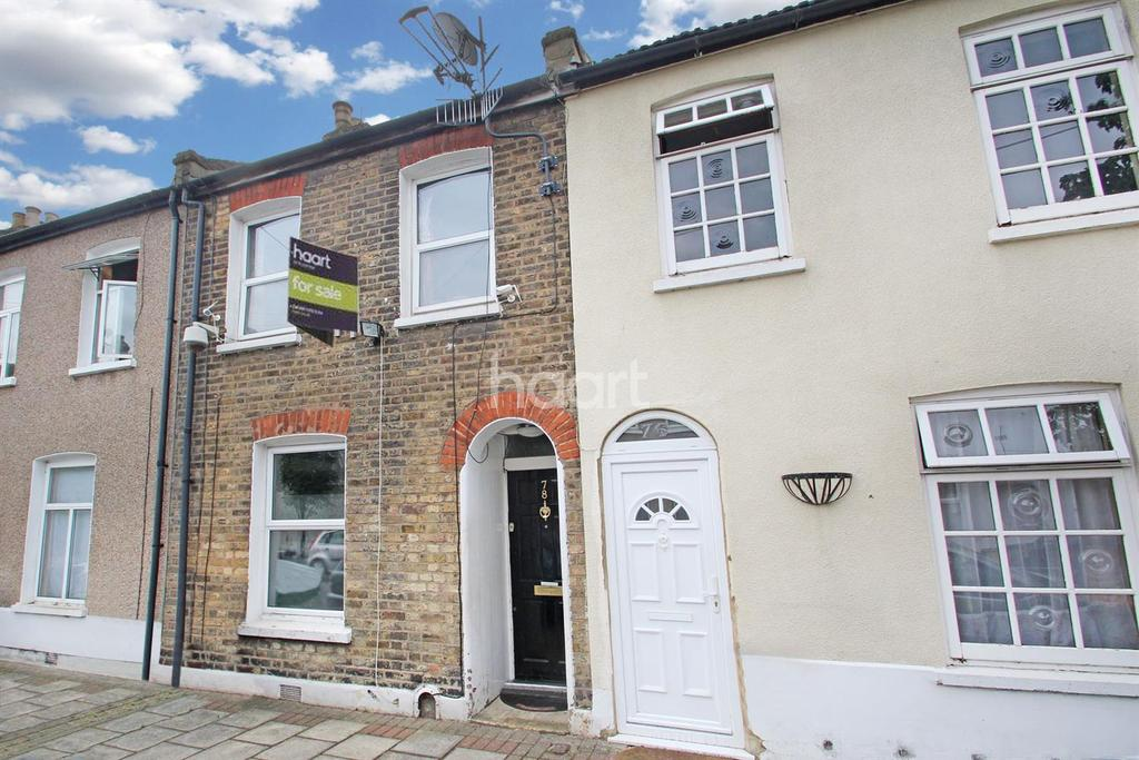 2 Bedrooms Terraced House for sale in Emma Road, Plaistow