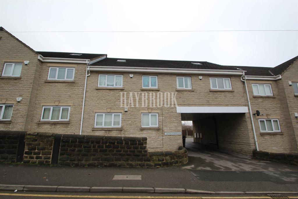 2 Bedrooms Flat for sale in Towngate, Mapplewell