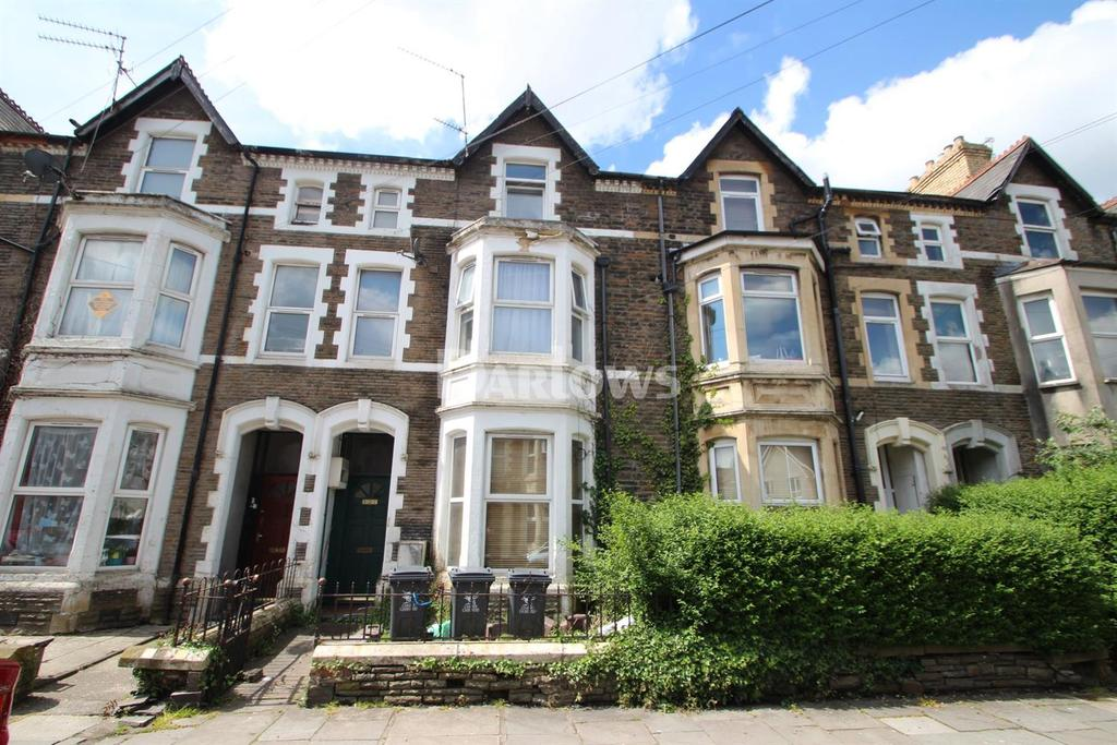 5 Bedrooms Terraced House for sale in Claude Road, Roath, Cardiff