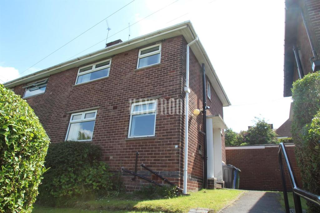2 Bedrooms Semi Detached House for sale in Dyke Vale Place, Hackenthorpe