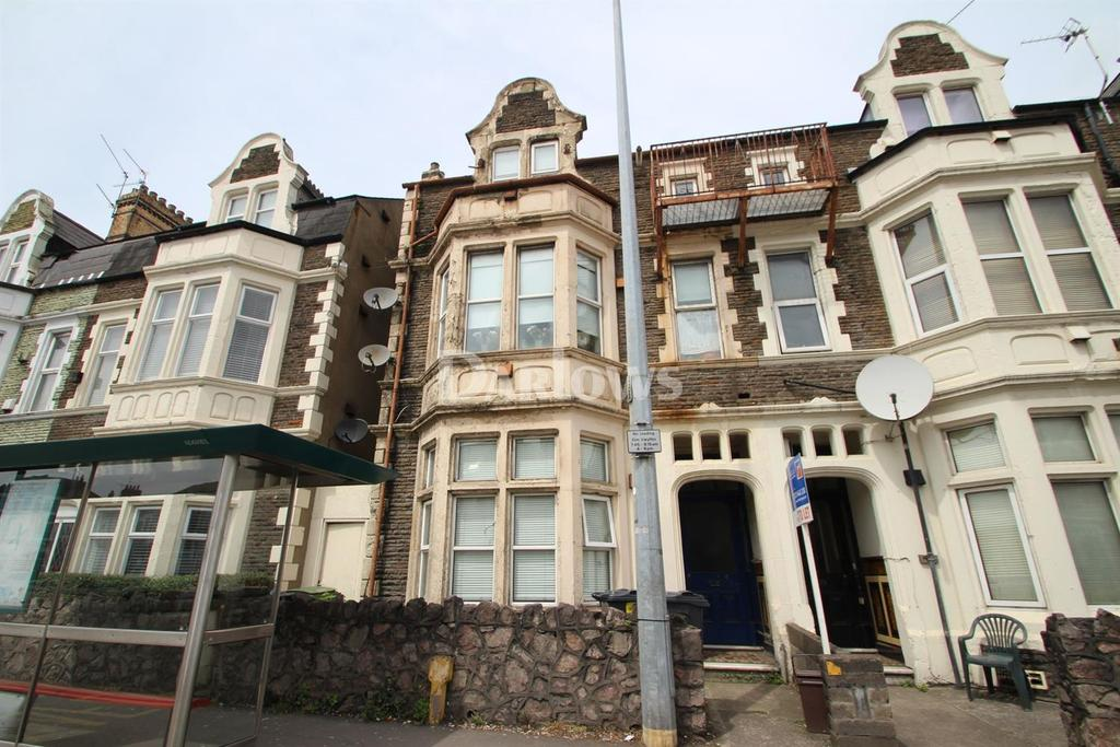5 Bedrooms Terraced House for sale in Newport Road, Roath, Cardiff