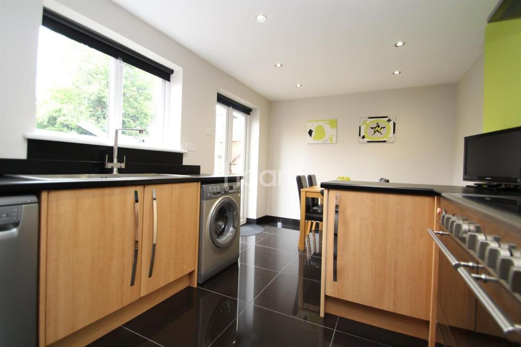 3 Bedrooms Terraced House for sale in Hansards Drive, Wragby