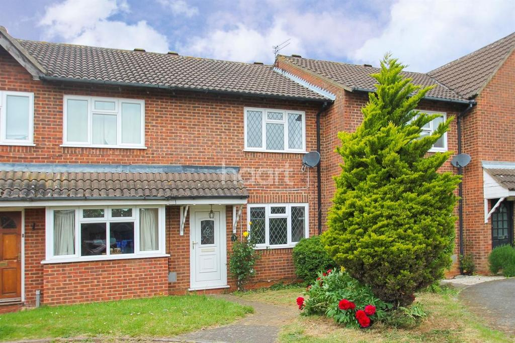 2 Bedrooms Terraced House for sale in Wayside Acres, East Hunsbury, Northampton