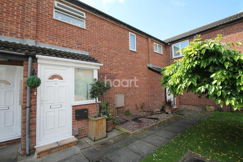 2 Bedrooms Terraced House for sale in Whickham Court, Meadows