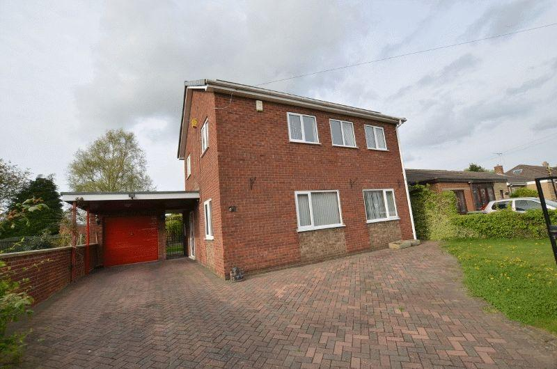3 Bedrooms Detached House for sale in Potts Lane, Crowle, Scunthorpe