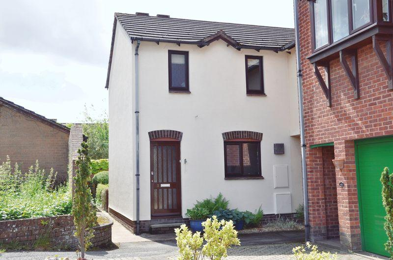 2 Bedrooms End Of Terrace House for sale in Nurseries Close, Topsham