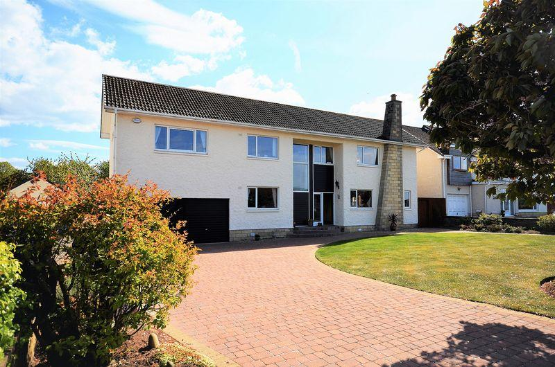 5 Bedrooms Detached Villa House for sale in 19 Abbots Way, Doonfoot, Ayr KA7 4EZ