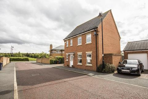3 bedroom detached house for sale - 20 Lumley Way, Great Park