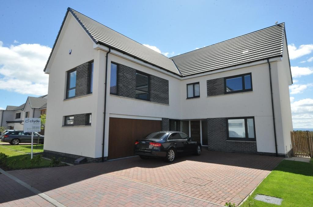 5 Bedrooms Detached House for sale in Morgan Wynd , Bearsden , East Dunbartonshire , G61 3RX