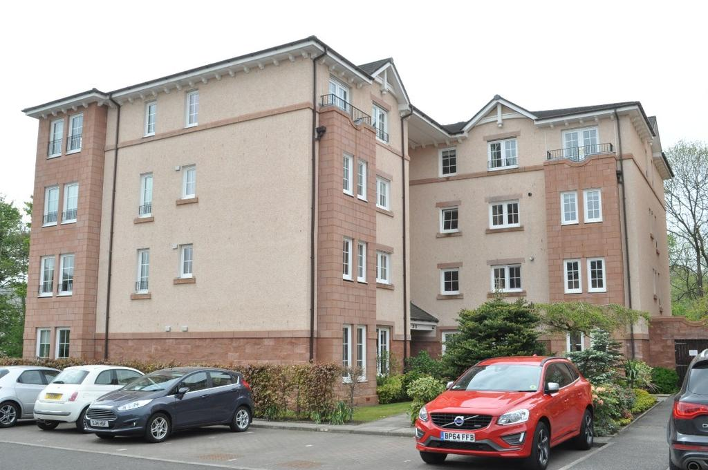 3 Bedrooms Flat for sale in Ellangowan Court , Milngavie , East Dunbartonshire, G62 8PP
