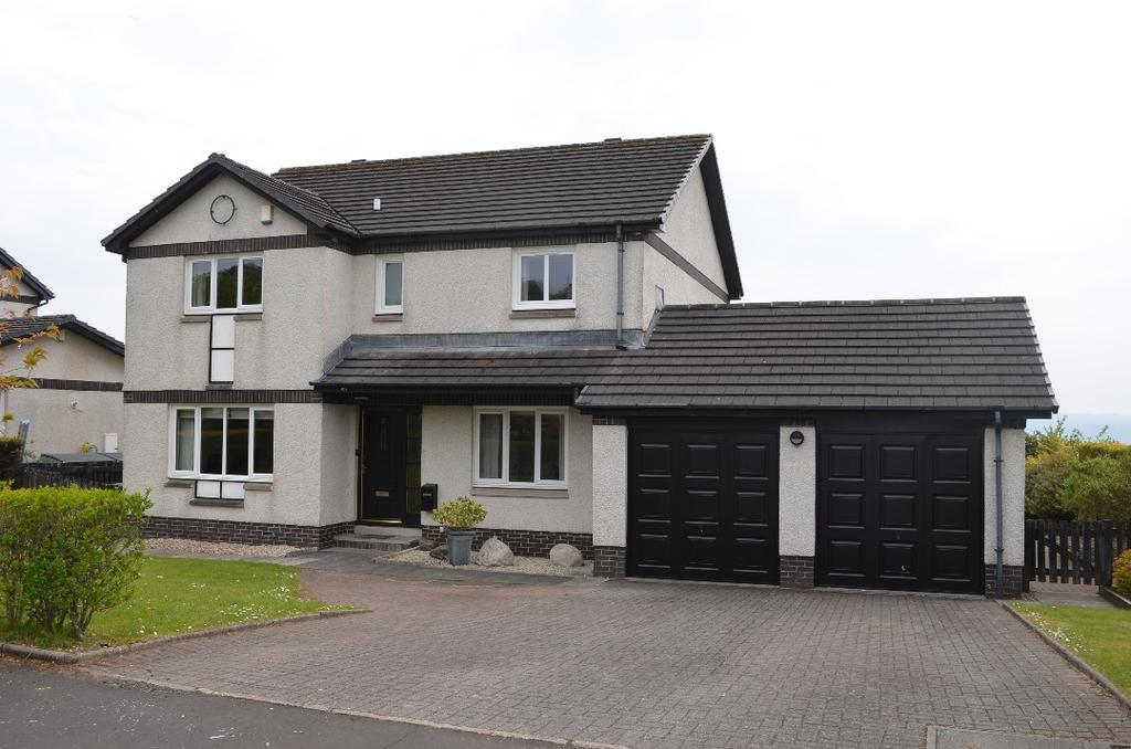 4 Bedrooms Detached House for sale in Redclyffe Gardens, Helensburgh, Argyll Bute, G84 9JJ