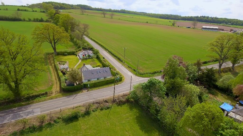 4 Bedrooms Detached Bungalow for sale in Keepers Cottage , Cargill, Perthshire , PH2 6DT