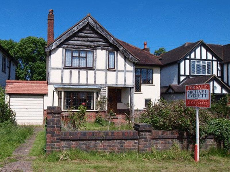 4 Bedrooms Detached House for sale in Woodcote Close, Epsom