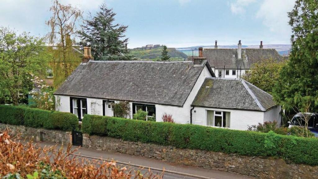 4 Bedrooms Detached House for sale in Spittal Cottage, 11 Logie Road, Causewayhead, Stirling, FK9 5JU