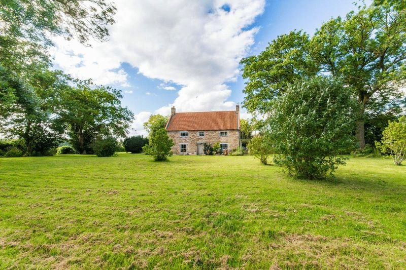 4 Bedrooms Detached House for sale in Snarford, Market Rasen, LN8
