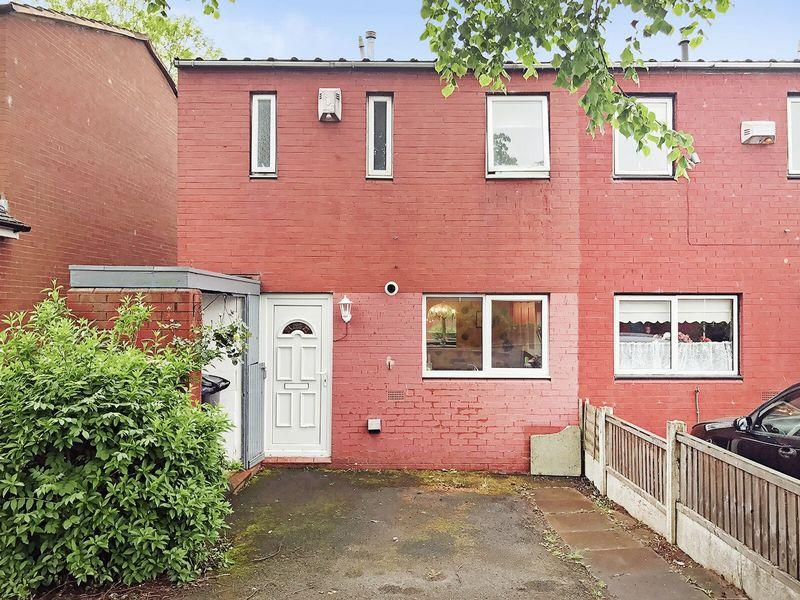 3 Bedrooms End Of Terrace House for sale in The Uplands, Palacefields