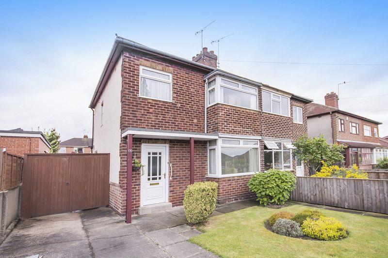 4 Bedrooms Semi Detached House for sale in GURNEY AVENUE SUNNYHILL