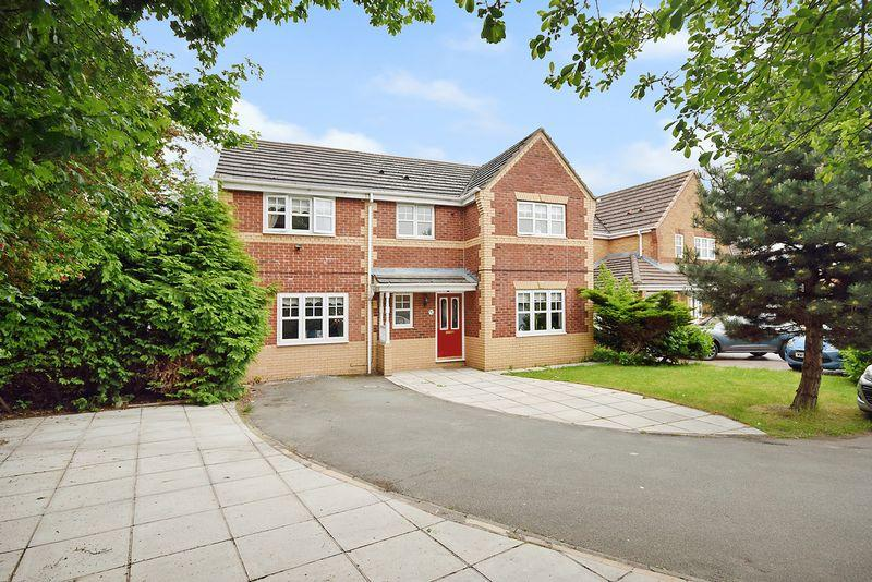 4 Bedrooms Detached House for sale in Marlowe Close, Widnes