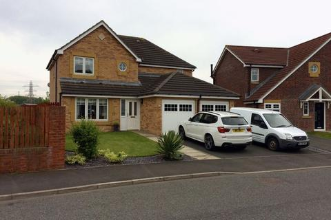 4 bedroom detached house for sale - Forest Gate, Palmersville, Newcastle Upon Tyne