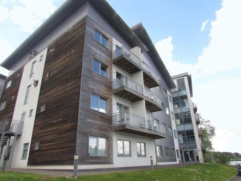 1 Bedroom Flat for sale in Friars Wharf Apartments, Green Lane, Gateshead - One Bedroom Apartment