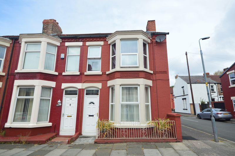 3 Bedrooms Terraced House for sale in Blythswood Street, Aigburth