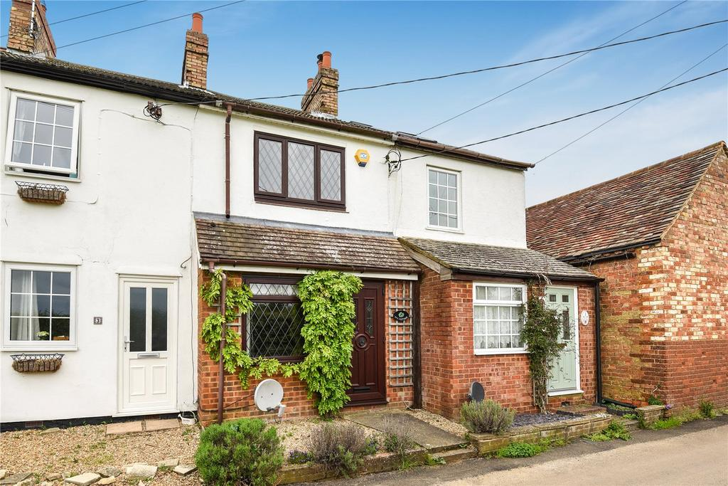 2 Bedrooms Terraced House for sale in Lower Rads End, Eversholt, Bedfordshire, MK17