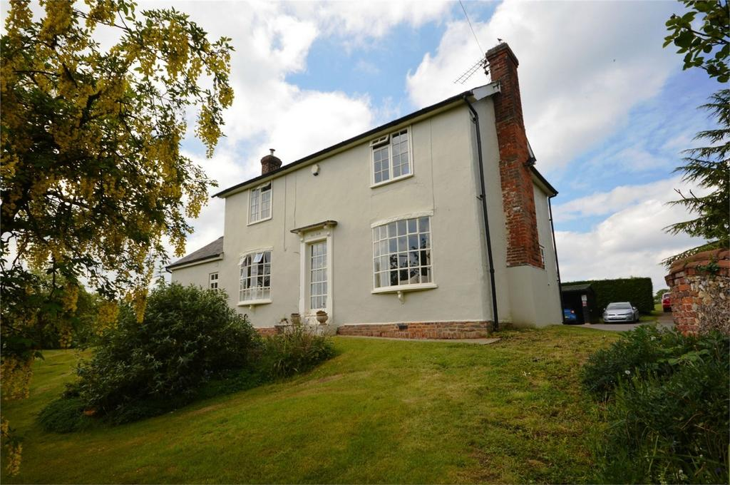 4 Bedrooms Detached House for sale in Hill Farm, Stanbrook, Thaxted