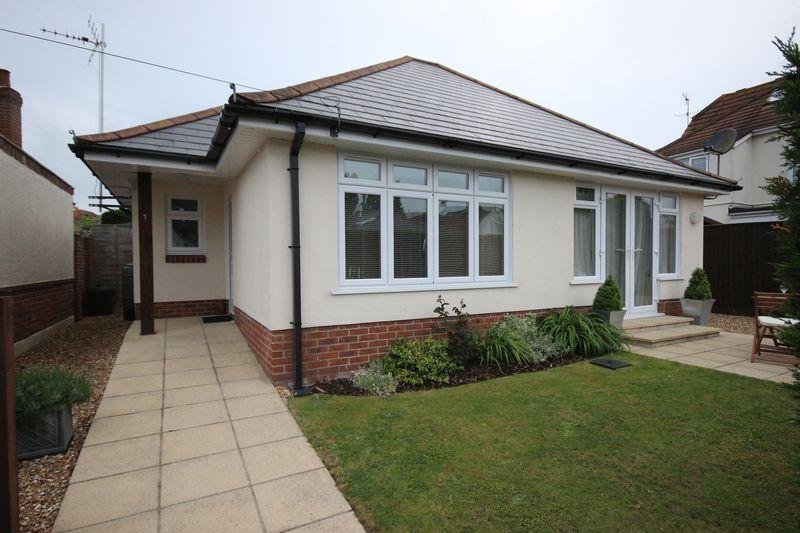 2 Bedrooms Detached Bungalow for sale in Denmead Road, Boscombe East, Bournemouth
