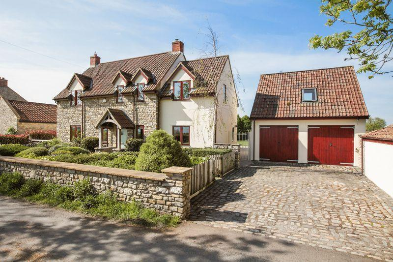 4 Bedrooms Detached House for sale in Perwinkle Cottage Mill Lane, Stone Allerton
